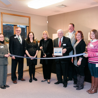 2016 Chamber of Commerce Ribbon Cutting